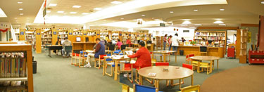 Oakland Public Library Asian Branch