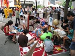 August Moon Festival 2009